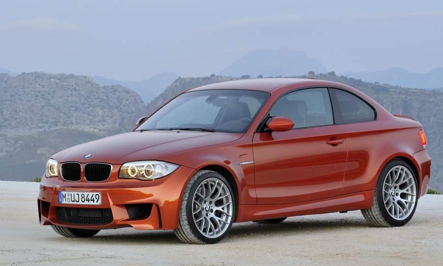 2011 BMW M1 - Official Photos (4/4)