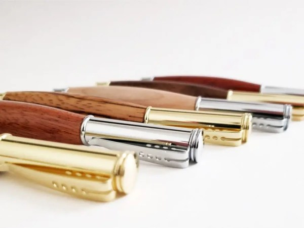 Handmade wooden pen gifts