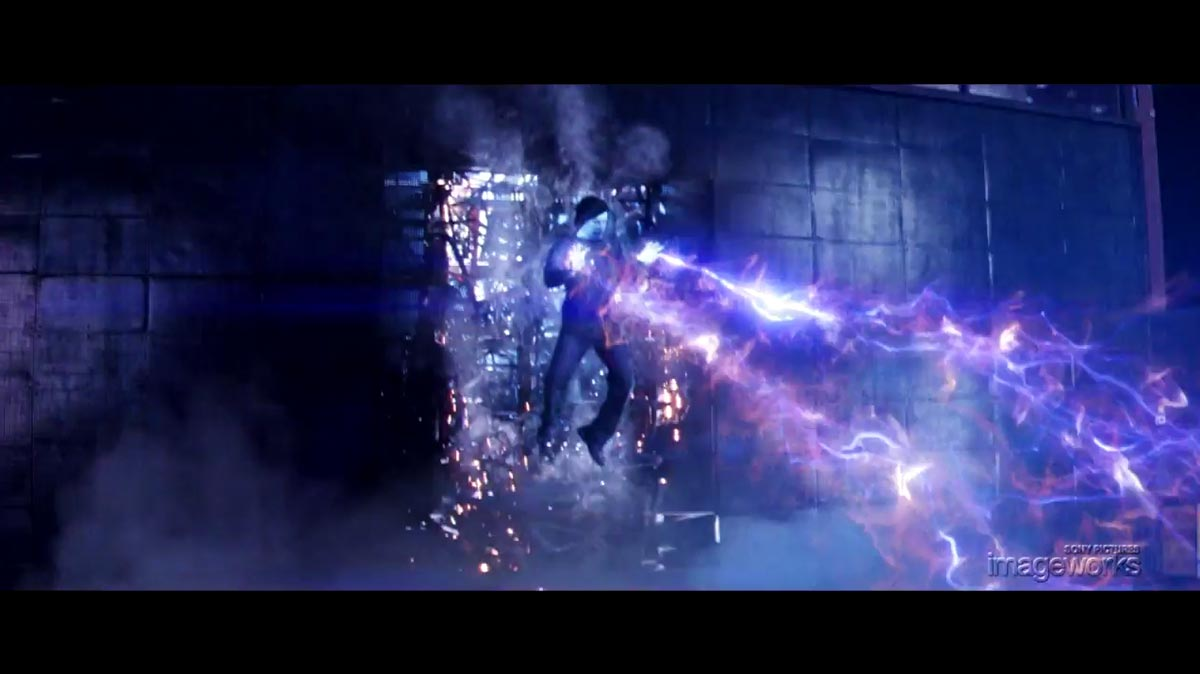 THE AMAZING SPIDER MAN 2 Electro Making Of The Art Of