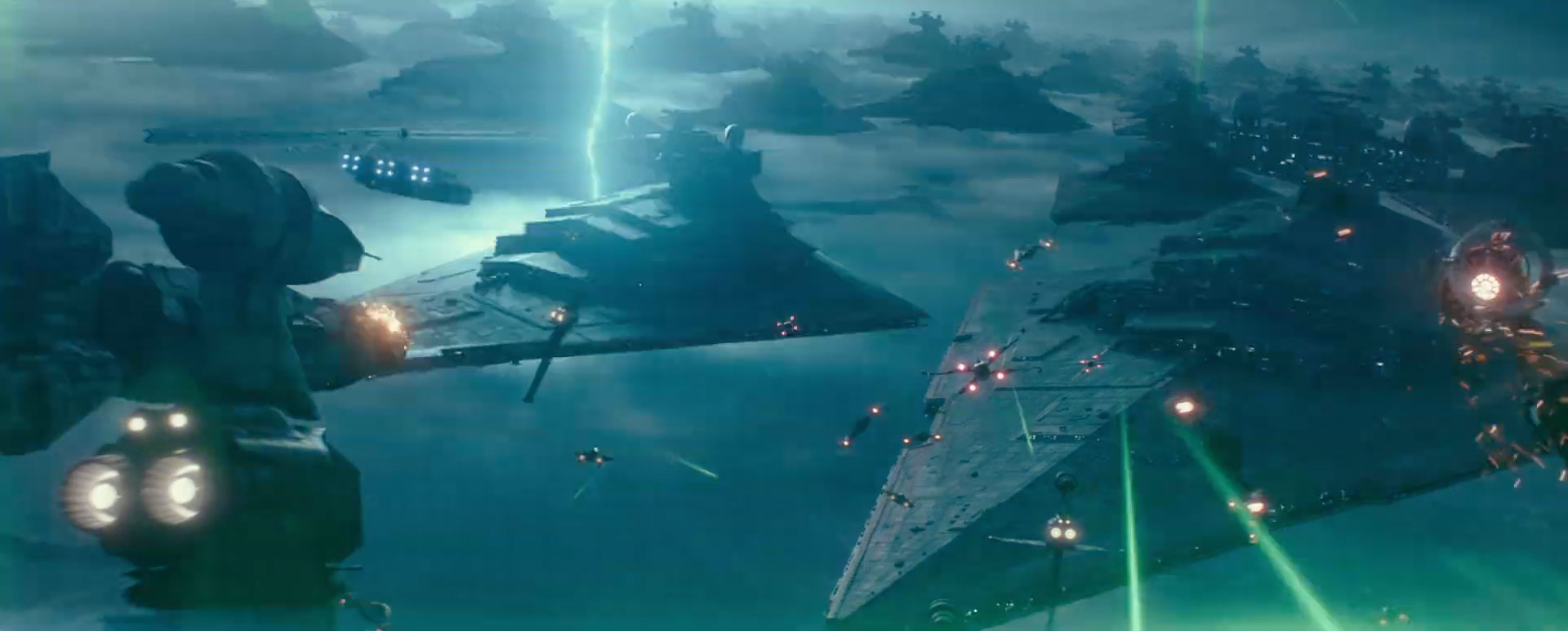 Star Wars The Rise Of Skywalker The Art Of Vfxthe Art Of Vfx