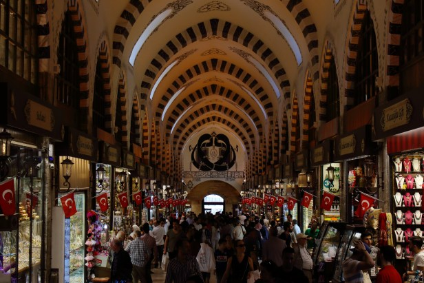 Blog Turkey Istanbul Top 10 Sights Spice Market