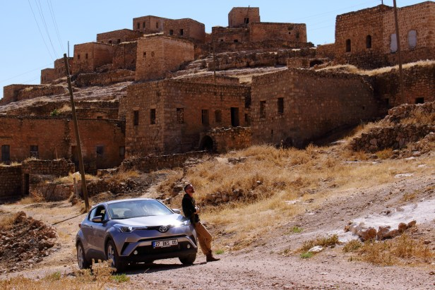 Sean Turabdin Midyat Mardin Village Car