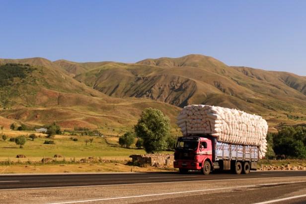 Karliova truck bingol Turkey car