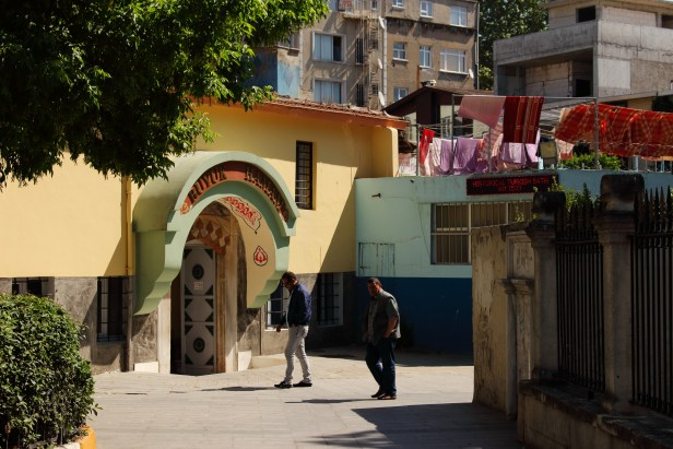 Historic Turkish Bath Büyük Hamamı Kasimpaşa Istanbul