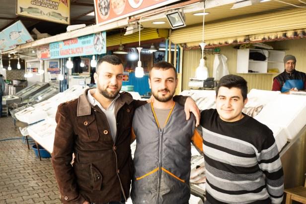 Osmaniye fish sellers blog
