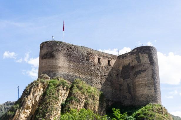 Erzurum Oltu Kalesi Castle Blog