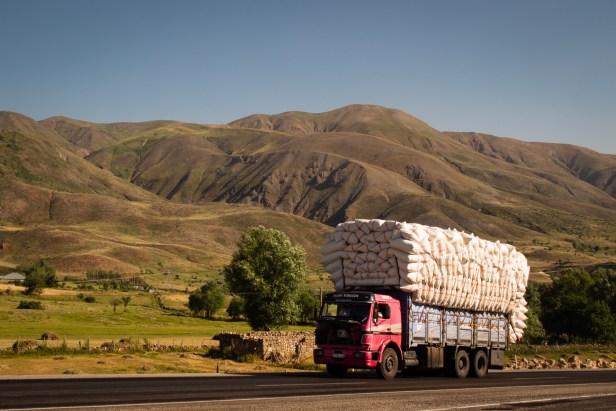 Bingöl Truck
