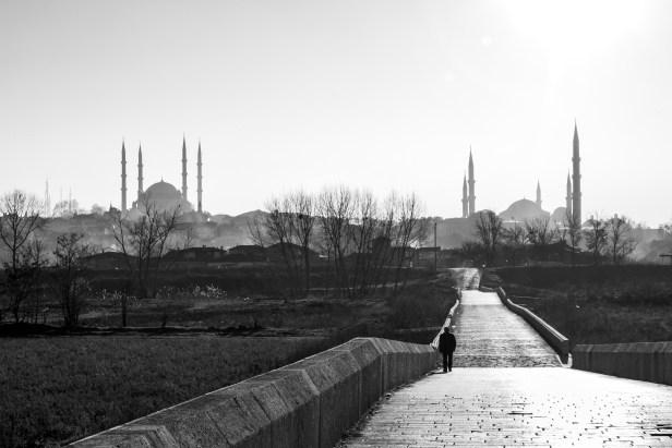 2. Beyazit Bridge Edirne