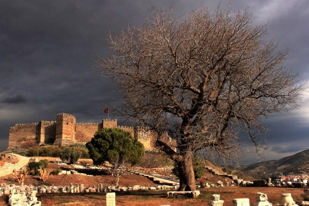 Aya Suluk Castle