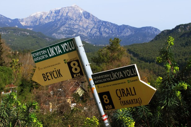 Lycian Way Blog