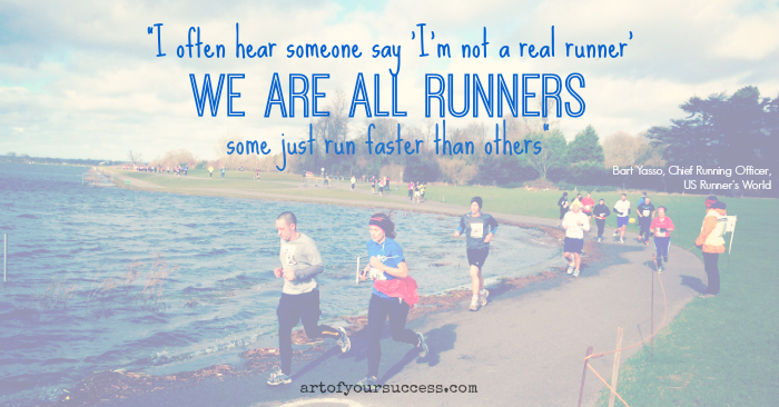 AOYS we're all runners