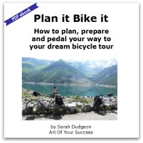 how to plan bike trip cyle tour