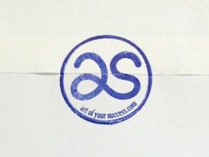 AOYS custom stamp