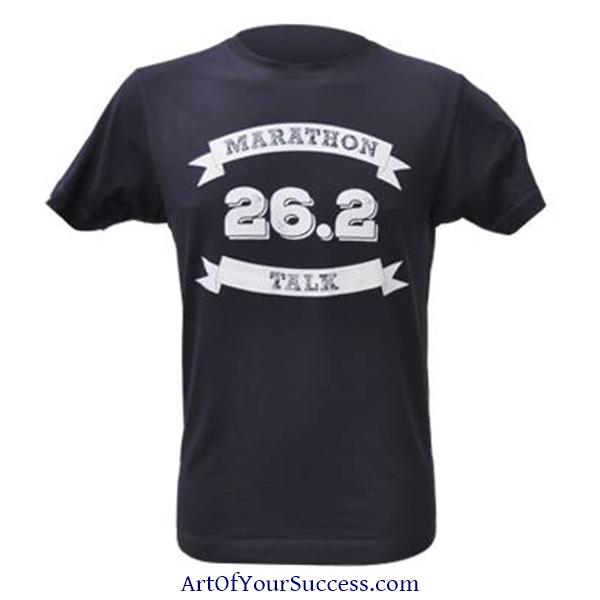 Marathon Talk Leisure T shirt
