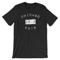 Chicago Marathon 2018 T shirt