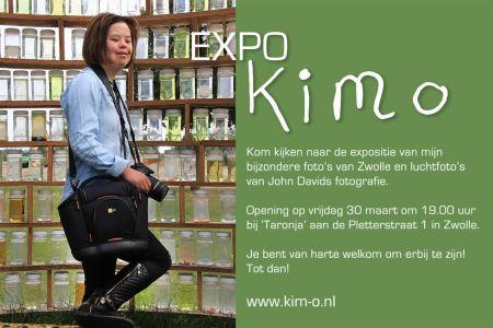 KIM-O Expositie