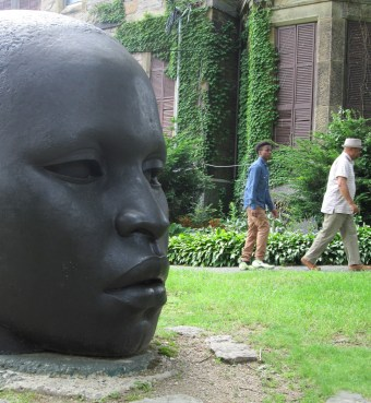 Eternal Presence at Museum of National Center of Afro-American Art
