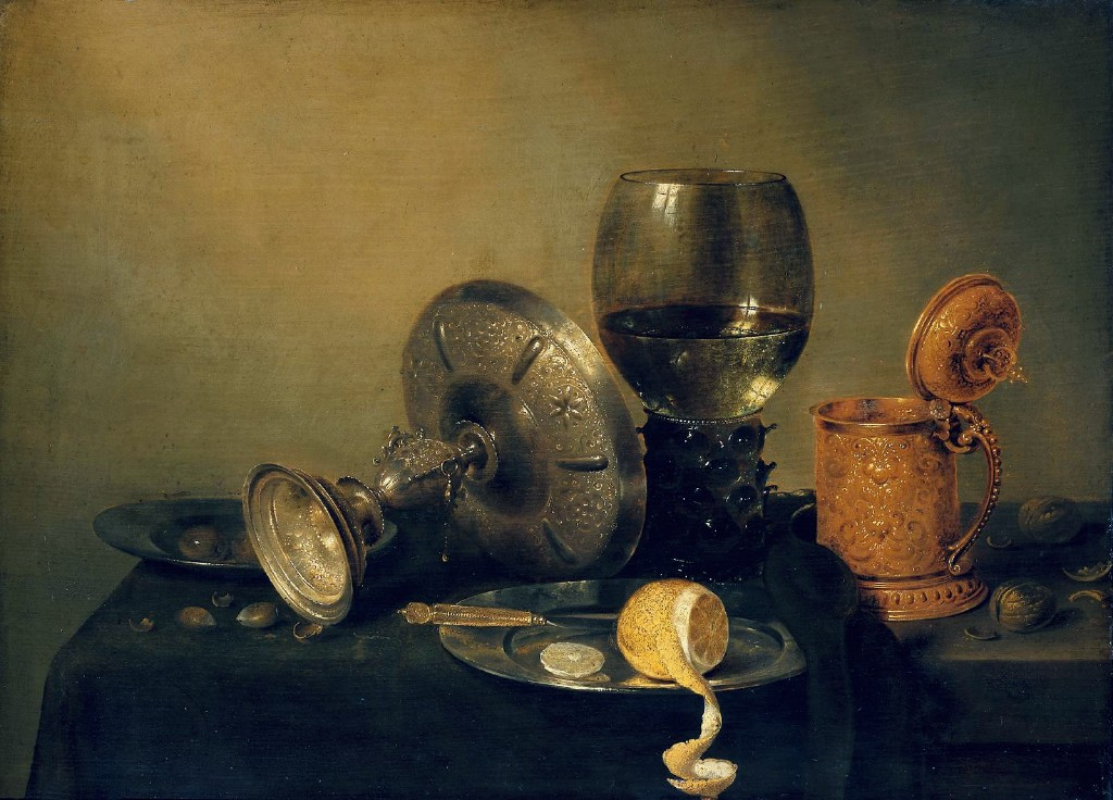 Still Life by Willem Claesz Heda
