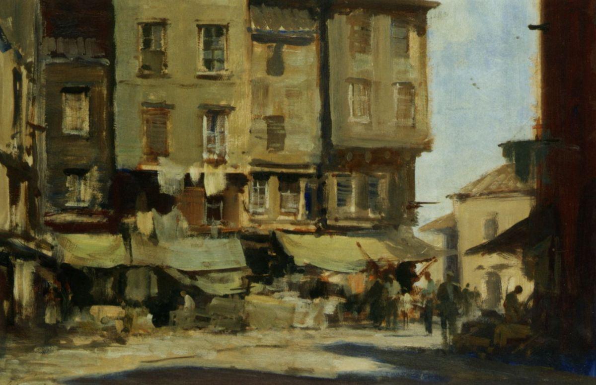 Istanbul by Edward Seago