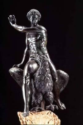 Ganymede by Benvenuto Cellini
