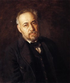 Self Portrait by Thomas Eakins