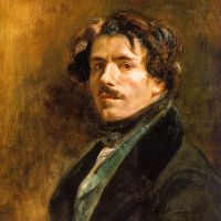 Eugène Delacroix (1798-1863) – Romantic Painter