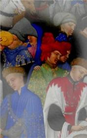 Limbourg Brothers' alleged self-portraits