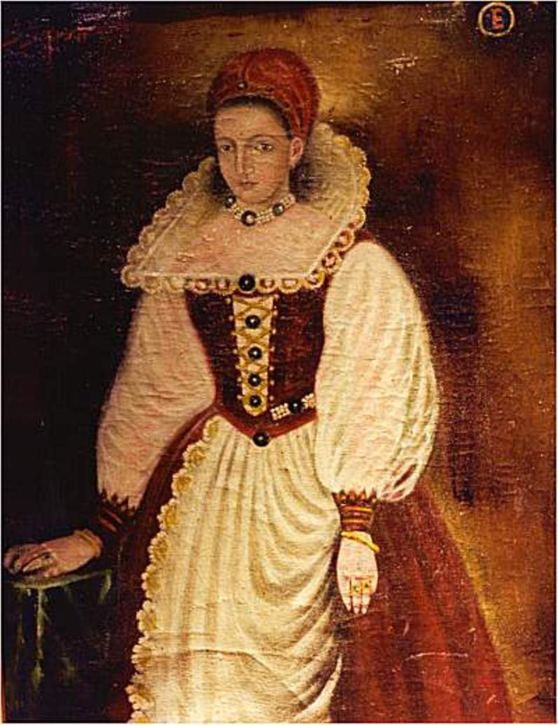 Portait of Elizabeth Bathory