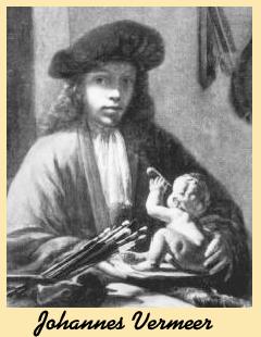 Johannes Vermeer photo
