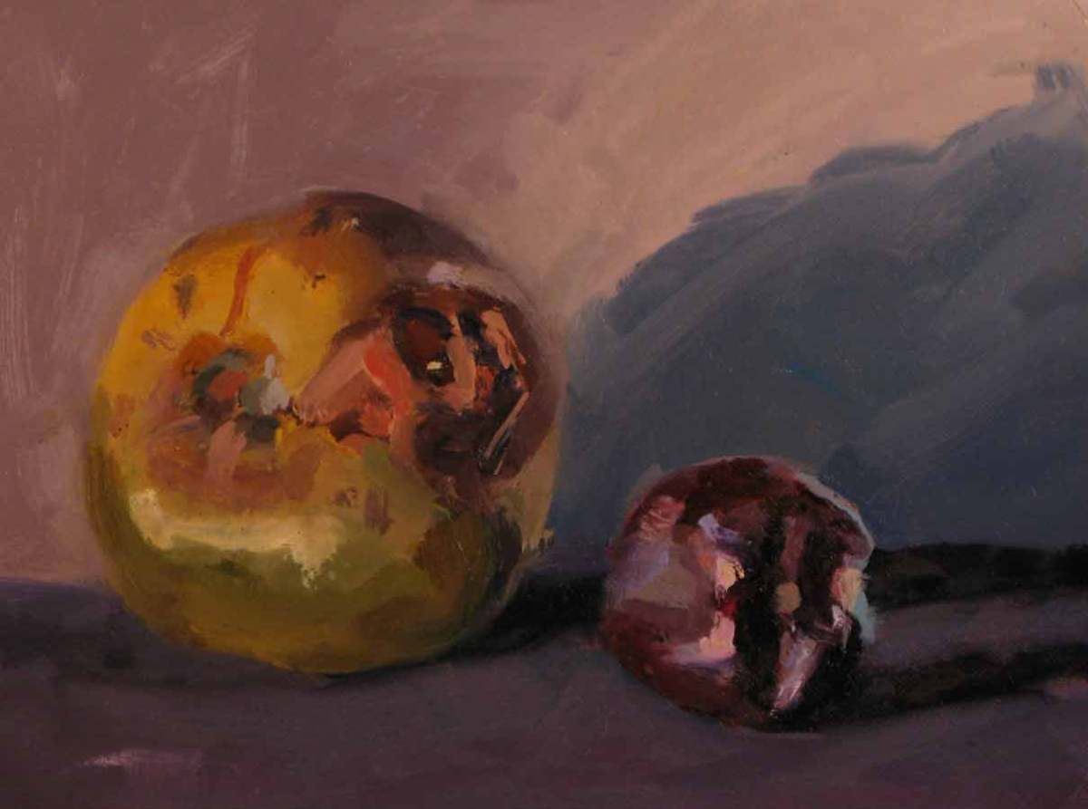 Rotten Fruit by Unknown artist