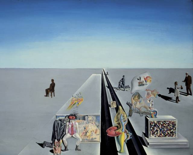 The First Days Of Spring By Salvador Dali Artpaintingartist