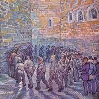 Prisoners' Round by Vincent van Gogh