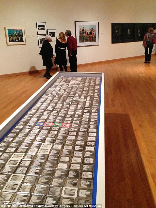 445 portrait photos showcased in the Museum