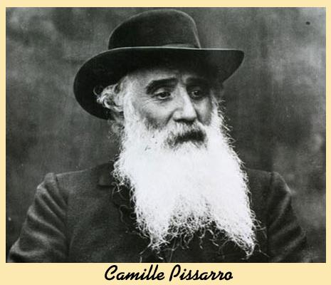 Camille Pissarro photo