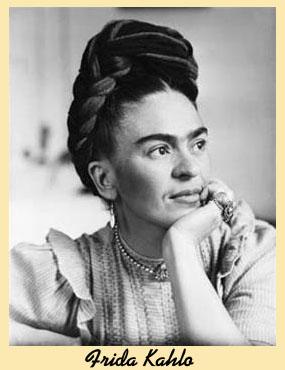 Frida Kahlo photos
