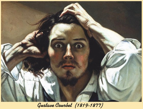 Gustave Courbet photo