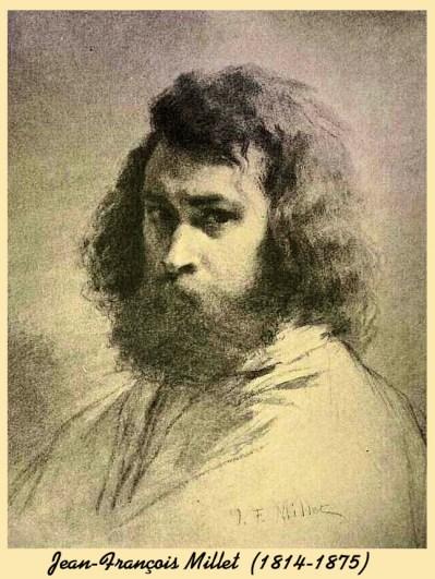 Jean Francois Millet Drawing