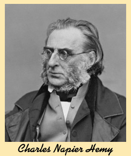 Charles Napier Hemy photo