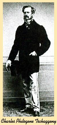 Charles Philogene Tschaggeny