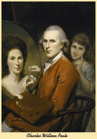 Charles Willson Peale painter