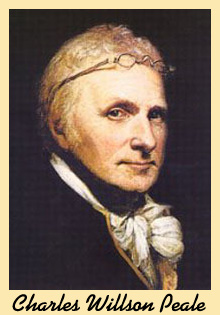 Charles Willson Peale photo