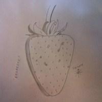 Erdbeere by Linda Dean