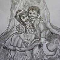 Hansel and Gretel by Angelika Hetterich