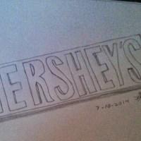 Hershey's by Linda Dean