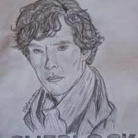 Sherlock by Danielle Solomon