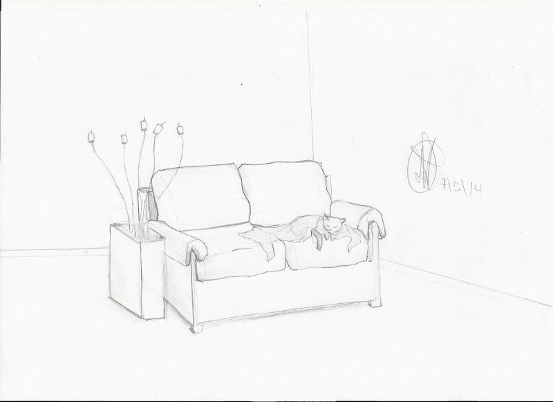 Sofa by Nico Paloceropalo