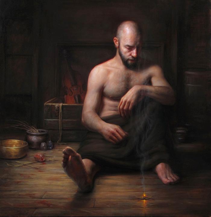 The Alchemist by Tenaya Sims