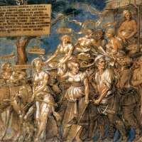 King Cophetua and the Beggar Maid – Study by Edward Burne-Jones