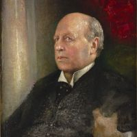 Portrait of Henry James by Annie Swynnerton