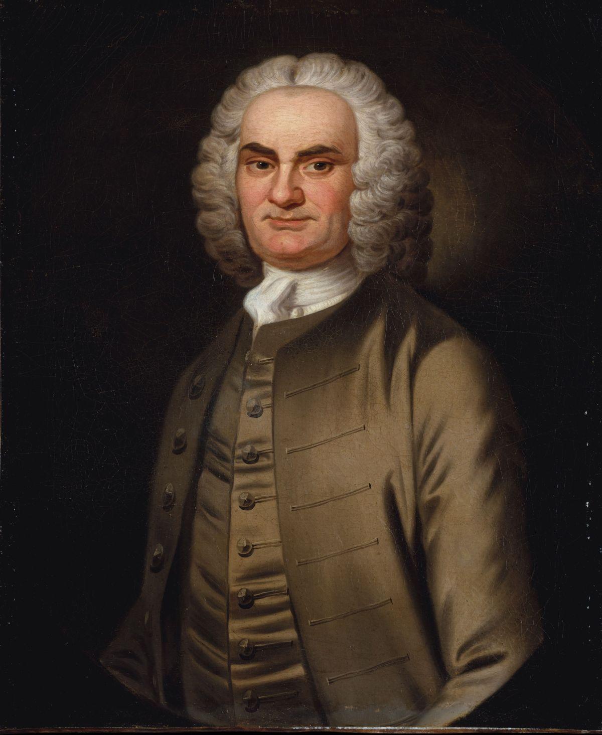 Joseph Reade by John Wollaston